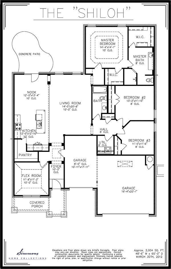 simmons homes floor plans gurus floor
