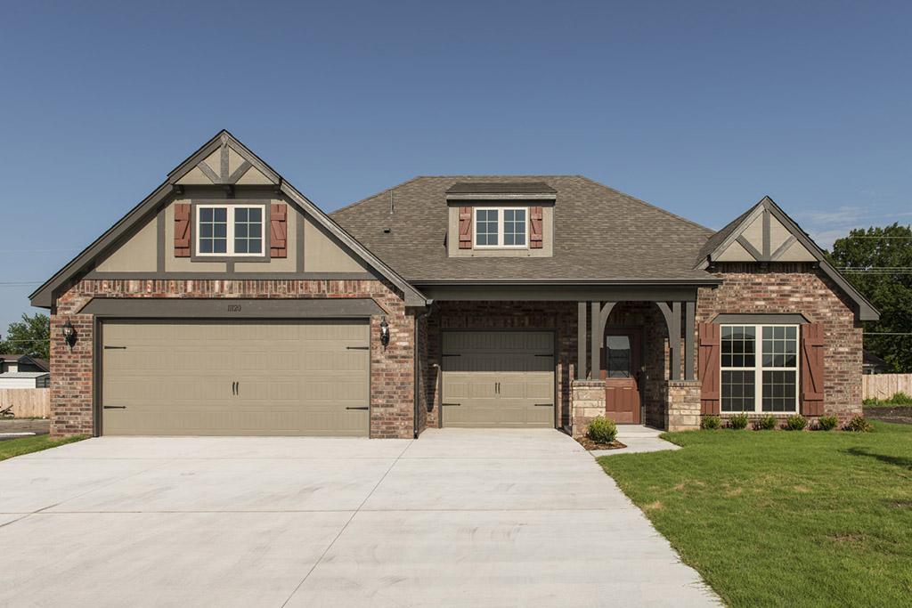 Archer custom home builders simmons homes for Simmons homes floor plans