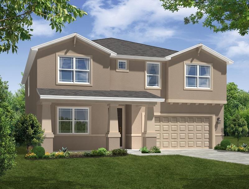 JuniperFL New Home Floor Plan – William Ryan Homes Floor Plans
