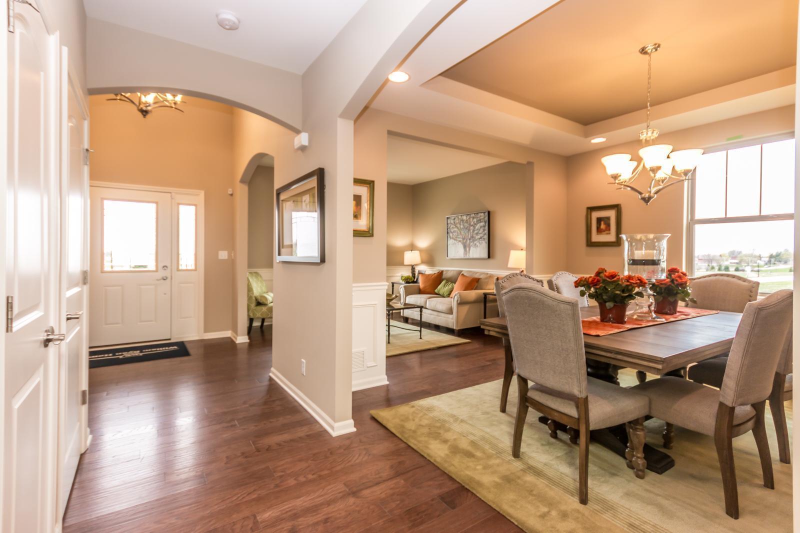 The Sheridan Stonebridge New Home Floor Plan – William Ryan Homes Floor Plans
