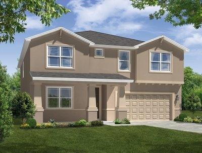 Juniper Fl New Home Floor Plan William Ryan Homes