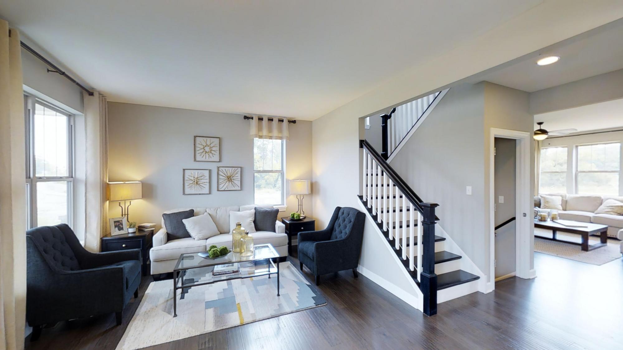 Jericho II New Home Floor Plan – William Ryan Homes Floor Plans