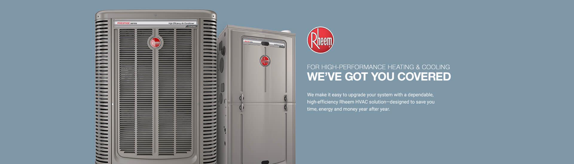 Rheem HVAC Contractor