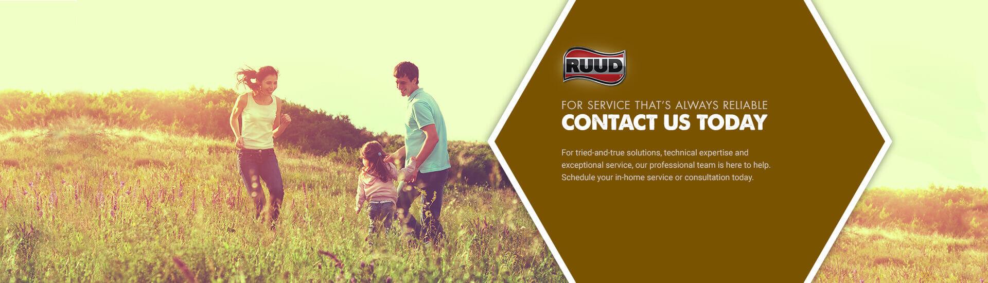 Ruud HVAC Contractor
