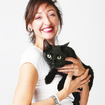 Anna Skaya, the Founder and CEO of Cat Genetics Company Basepaws