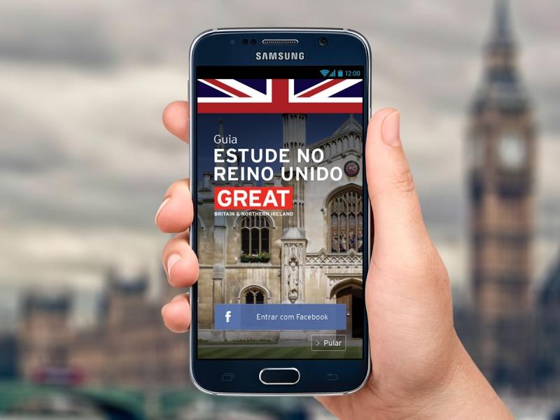 Estude no UK