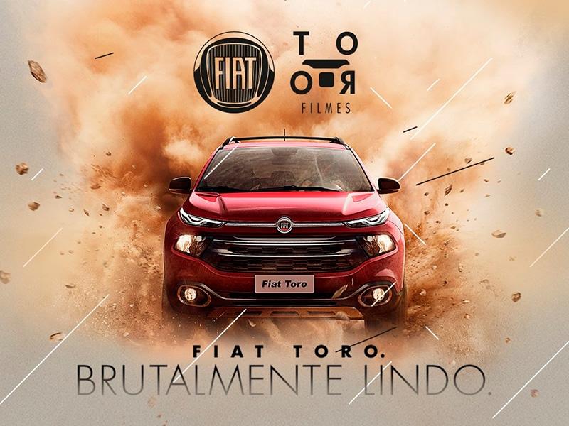 Lançamento Fiat Toro