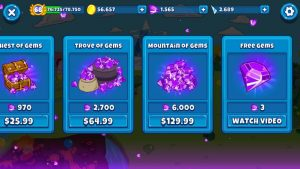 How to Get & What to Spend Gems on BATTD | Bloons Adventure Time TD