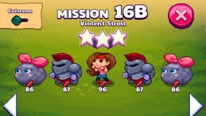 How to Beat Violent Stroll | BroTown Mission 16B Medium | PewDiePie's Pixelings