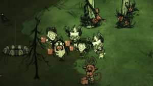 Don't Starve Together Characters