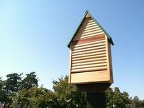 Bat House - Bat Villa - Green - Lifestyle 3