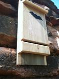 Slim Single Chamber Bat House - Lifestyle 2