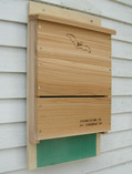 Bat House Kit - Single Chamber OBC Bat House Kit