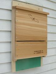 Bat House Kit - Single Chamber OBC Bat House Kit