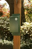 Bat House - Recycled Plastic Bat House - Green