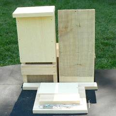 Bat House Kit - Coveside Bat House Kit