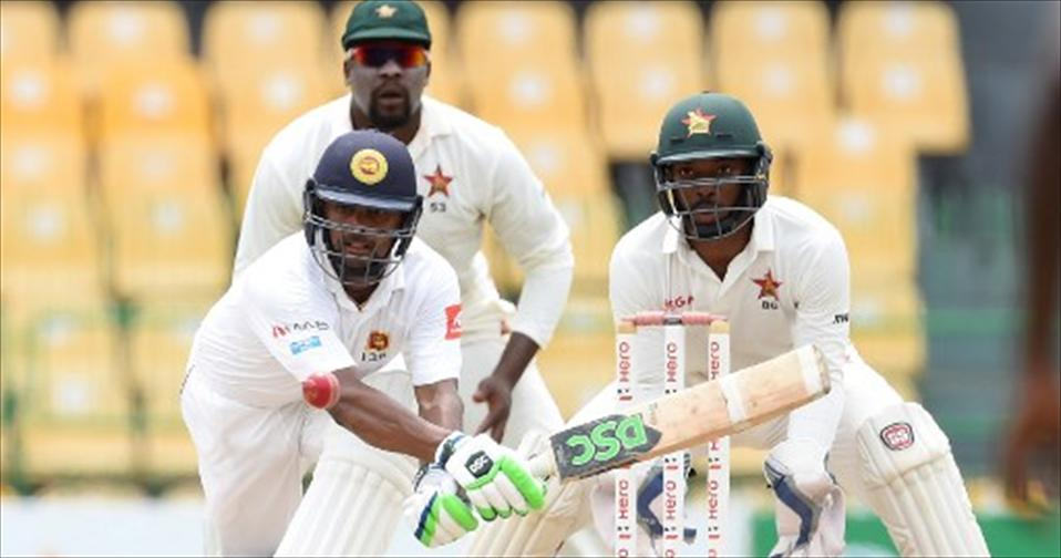870e25e19edf Highest successful run-chase powers Lankans to victory in the one-off Test