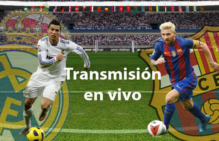 Image Result For En Vivo Barcelona Vs Real Madrid En Vivo Gratis Vivo