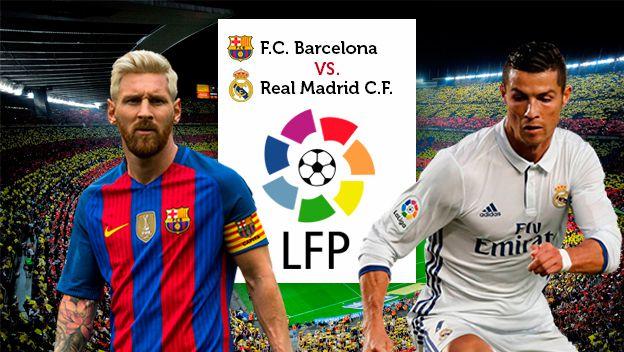 Futbol en vivo real madrid vs barcelona online dating