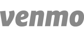 Venmo logo blue