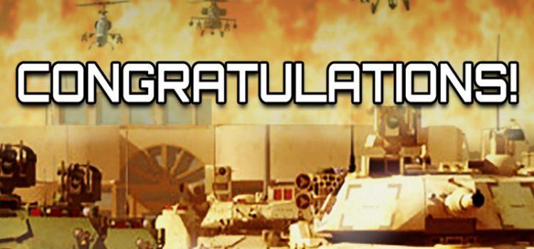 Firestrike Damage Tournament Winners!