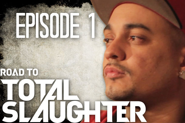 "Cortez & T-Rex Battle On ""Road To Total Slaughter"" Debut Episode"