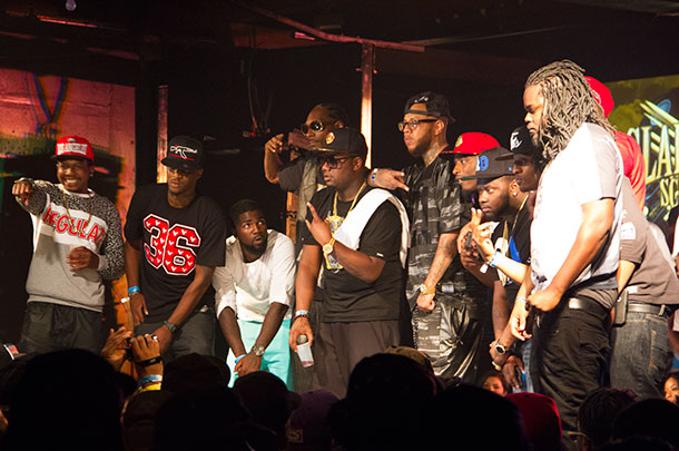 Everything You Missed At Snoop Dogg's Gladiator School