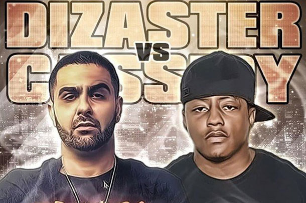 Dizaster vs. Cassidy: The Biggest Rap Battle Ever?