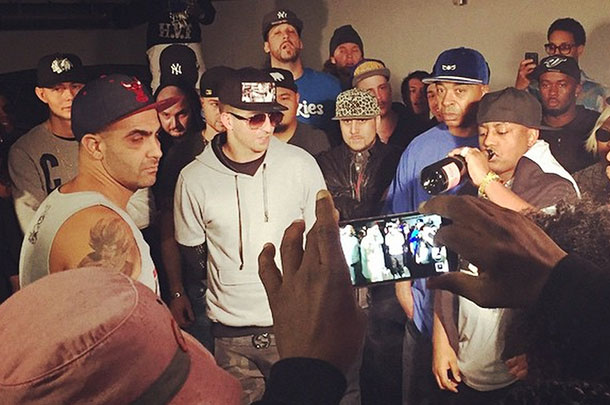 Chilla Jones Reviews Dizaster vs. Cassidy