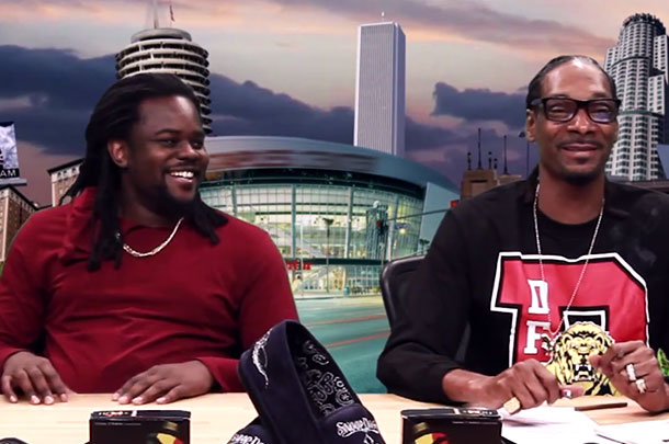 Arsonal Talks Battle Rap With Snoop Dogg