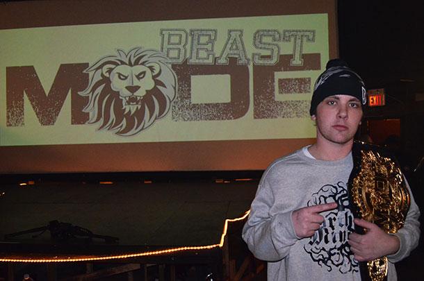 Current BeastMODE champ Reeality.