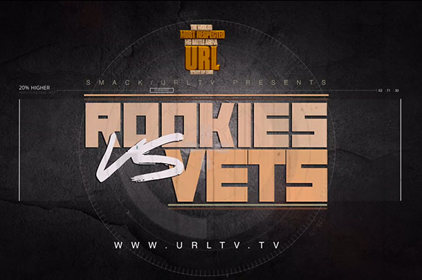 "URL Announces Full ""Rookies vs. Vets"" Card"