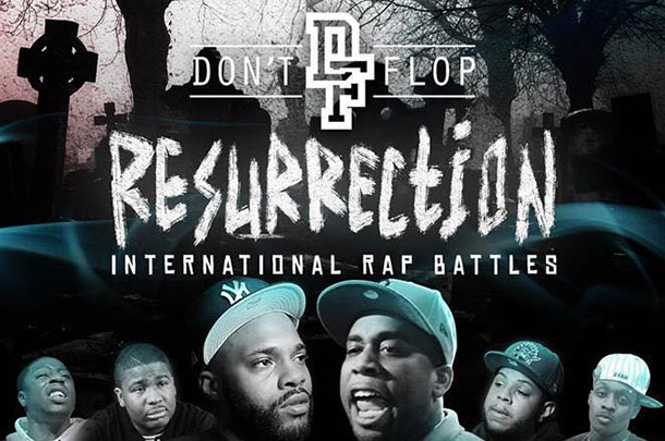 "Math Hoffa Returns For Don't Flop's ""Resurrection"""