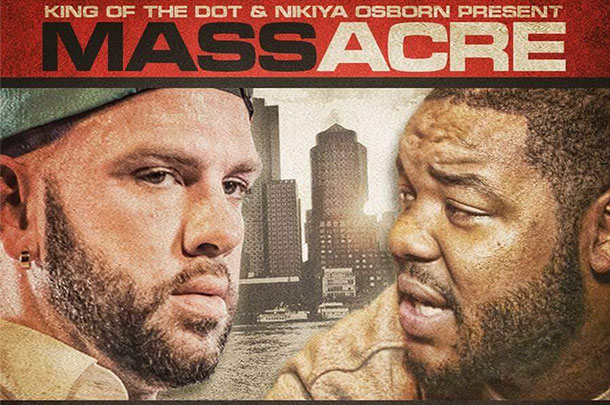 "KOTD & Nikiya Osborn Announce Full ""Massacre"" Card"
