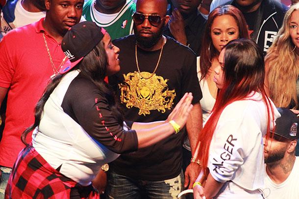 O'fficial vs. Jaz The Rapper.