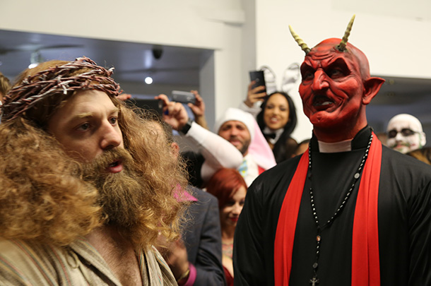 jesus dirtbag dan vs the devil megadef battle rap