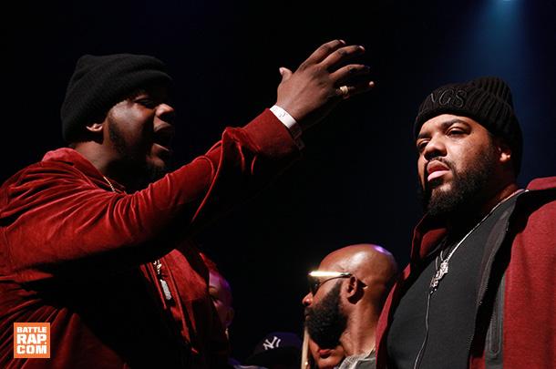 SMACK/URL Rap Battle: Charlie Clips vs Shotgun Suge