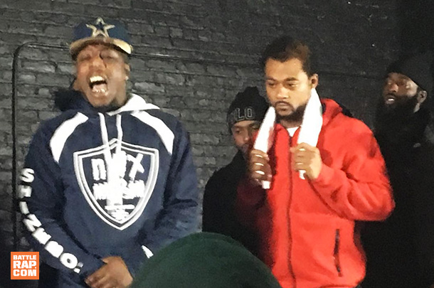 Live Updates From K-Shine vs  Qleen Paper | Battle Rap
