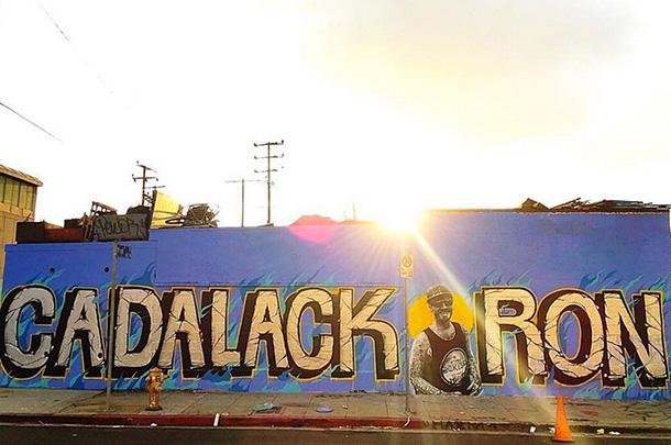 The Dirtbag Dan Show Pays Tribute To Cadalack Ron Battle Rap