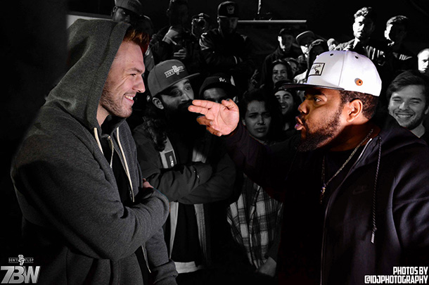The Top 10 Rap Battles From February