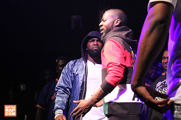 Live Updates From DNA & K-Shine vs  Tsu Surf & Tay Roc