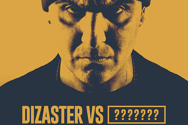 Dizaster Announced As Final Blackout 7 Participant
