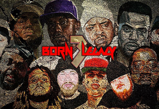 "Get To Know The ""Born Legacy 3"" Lineup"