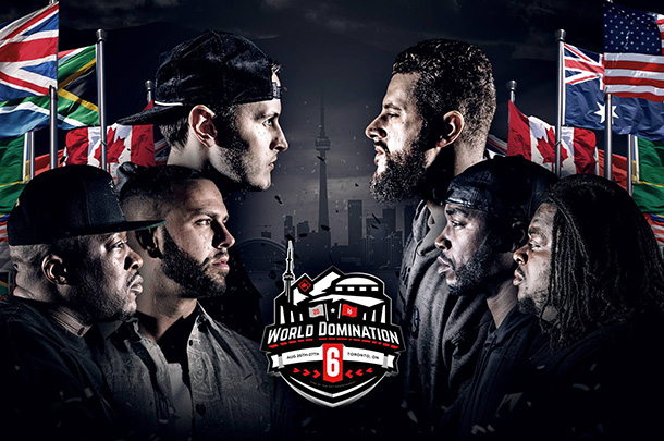 """What To Expect From KOTD's """"World Domination 6"""""""