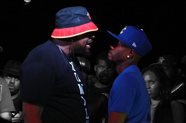 The Top 10 Rap Battles from October