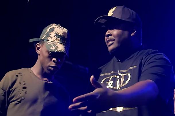 The Top 10 Rap Battles From December