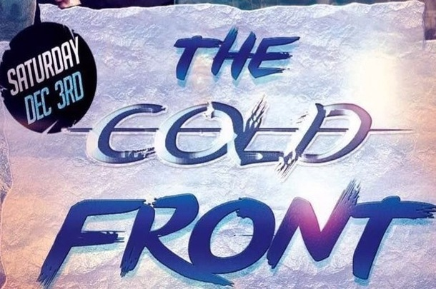 "Krack Liberty Battle League Presents: ""The Cold Front"""