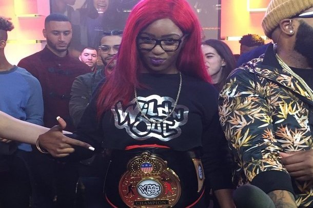 Bonnie Godiva Appears On Wild N Out