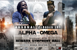 UDubb Announces Arsonal Vs. Loaded Lux
