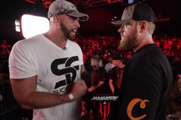 Pat Stay vs  Bigg K | Battle Rap